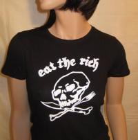 EAT THE RICH gross
