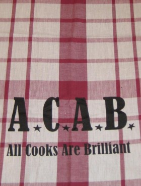 All Cooks Are Brilliant